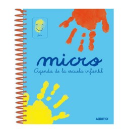 Agenda escolar Micro Additio A102