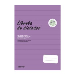 Libreta Dictados Primaria Additio D102