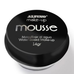 Maquillaje Mousse negro Alpino DL010173