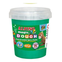 Magic Dough 160 g. verde Alpino DP000147