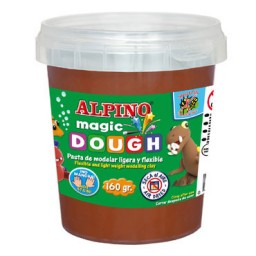 Magic Dough 160 g. marrón Alpino DP000149