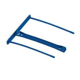 50 fasteners Pro Clip azules Fellowes 0089801