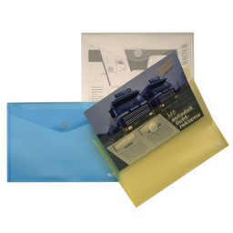 Sobre velcro Din A-6 transparente Office Box 90961