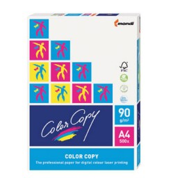 PQ500 papel Color Copy Din A-4 100 g/m² 142670