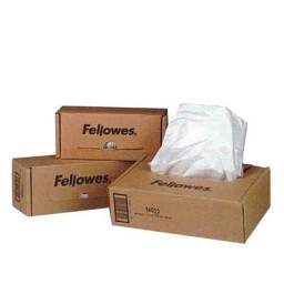 100 bolsas residuos 38 l. destructora Fellowes 36052